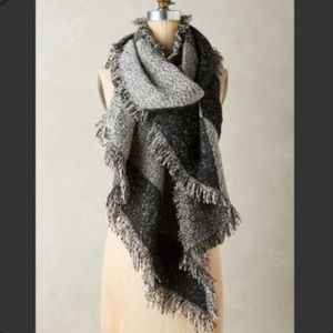 Anthropologie/Remi and Reid Blanket Scarf